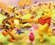 Papel de Parede Pooh – Outono