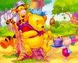 Papel de Parede Pooh – Rei