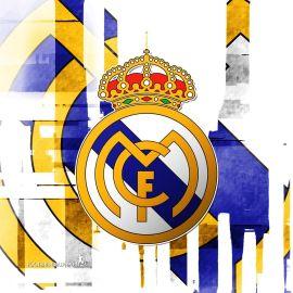 Papel de parede 'Real Madrid'