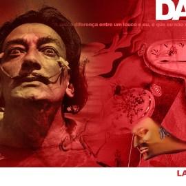 Papel de parede 'Salvador Dali'