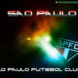 Papel de parede 'São Paulo – Futebol Clube'