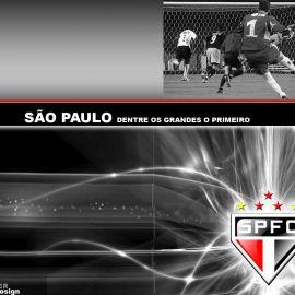 Papel de parede 'São Paulo – Time'