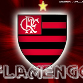 Papel de parede 'Sempre Flamengo'