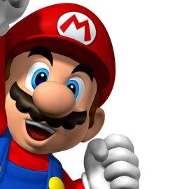 Papel de parede 'Super Mario'