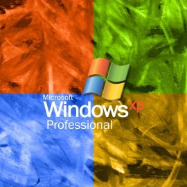 Papel de parede 'Windows XP Logo #2'