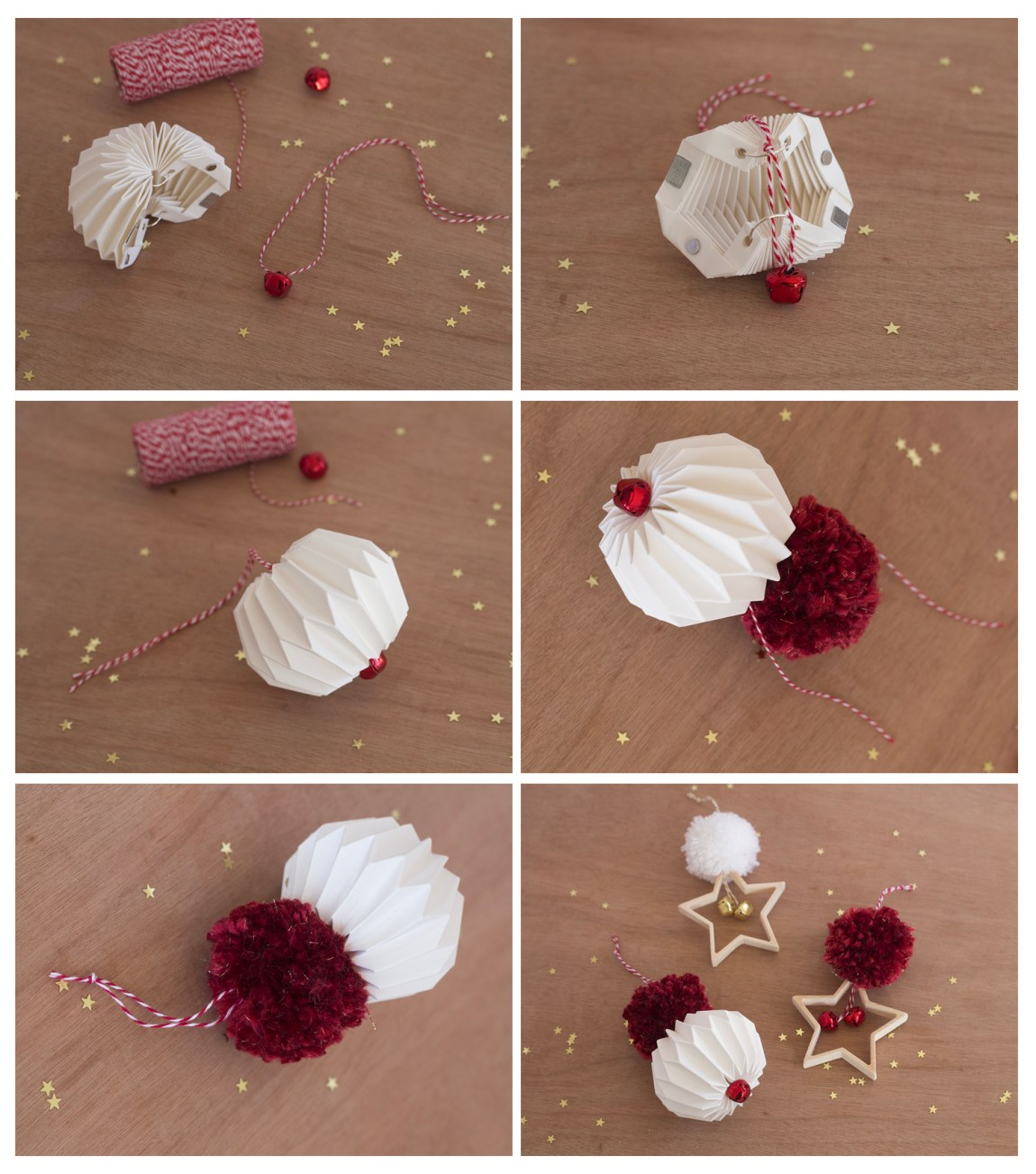 DIY Noël décoration - Cultura - www.paperboat.fr
