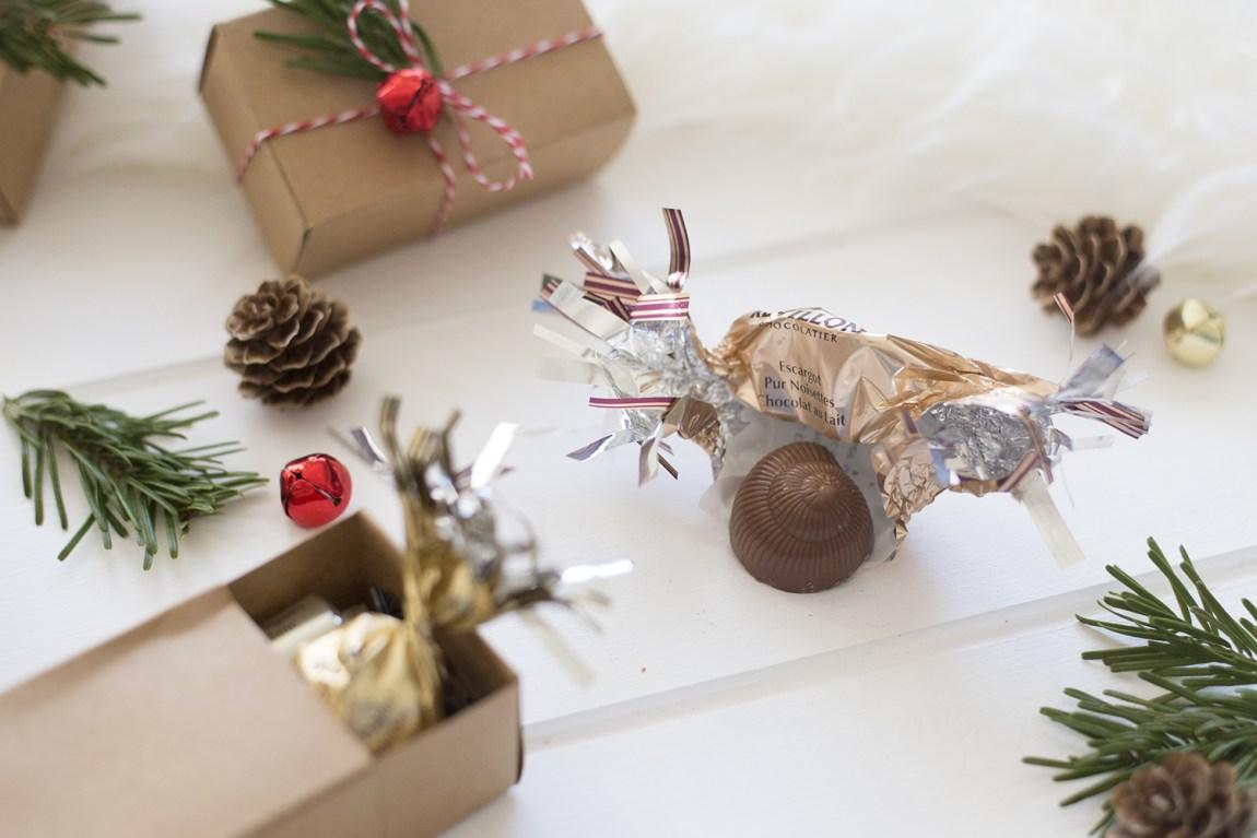 DIY Noël - des cadeaux pour les invités - www.paperboat.fr