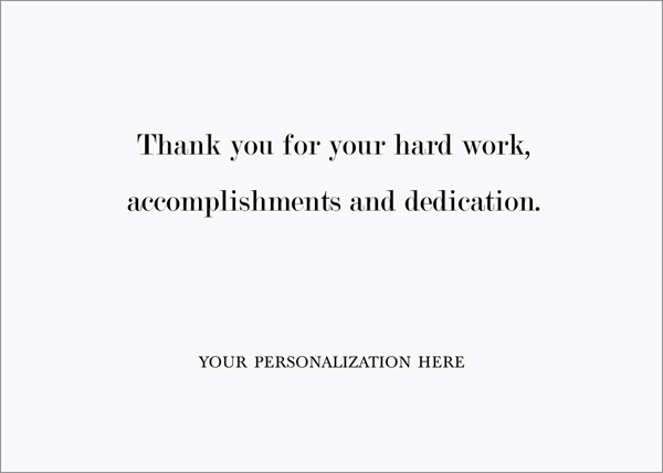 appreciation notes to employees