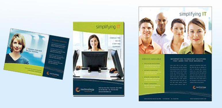 Custom Sales Sheet  Business Flyer Printing