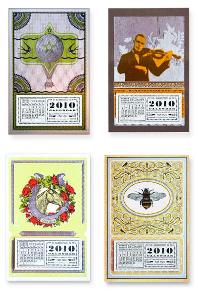 Hammerpress 2010 Calendars