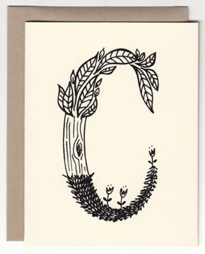 Beau Ideal Letter Cards