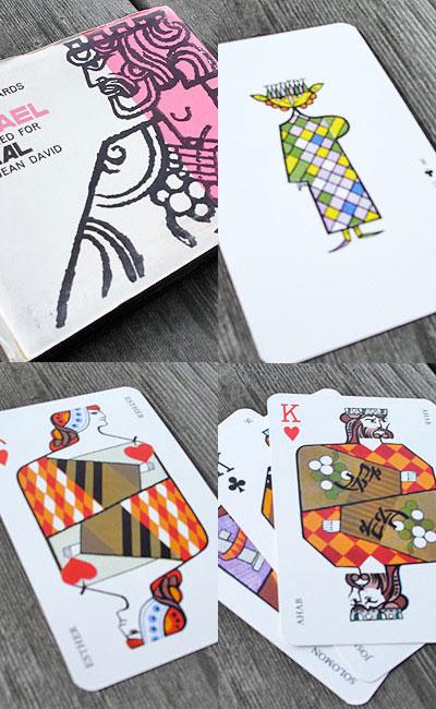El Al Playing Cards