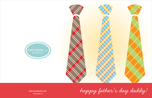 Free Printable Customizable Father's Day Card