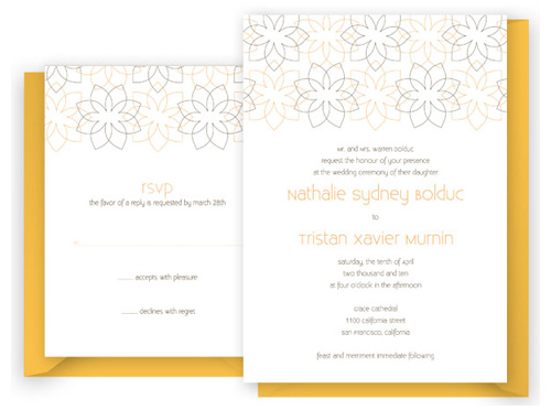 Feterie Wedding Stationery
