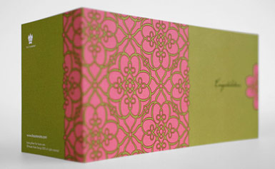 Haute Note Personalized Social Stationery