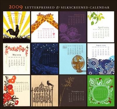 Ilee 2009 Calendar