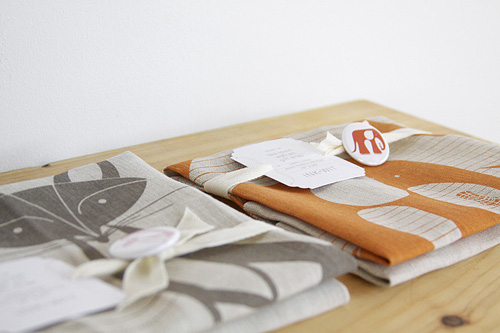 INK + WIT Tea Towels