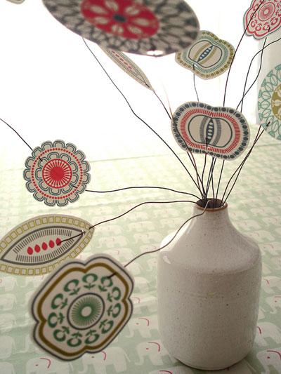 Jurianne Matter Blom Paper Flowers
