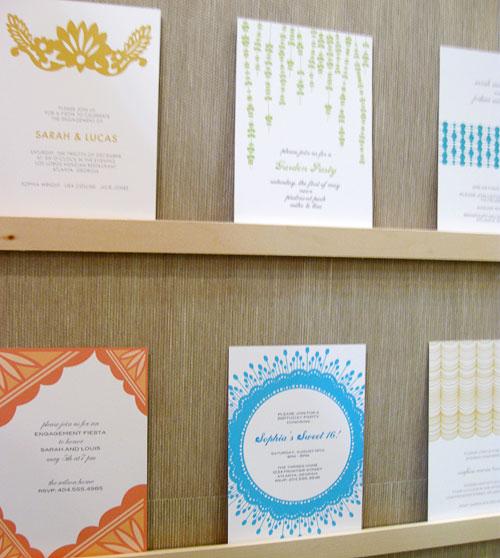 Avie Designs Wedding Invitations