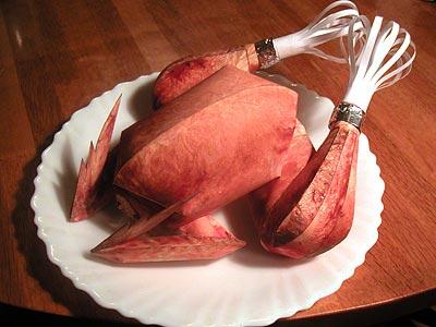 Paper Craft Turkey or Chicken