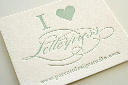 Affortable Letterpress Invitation Tips