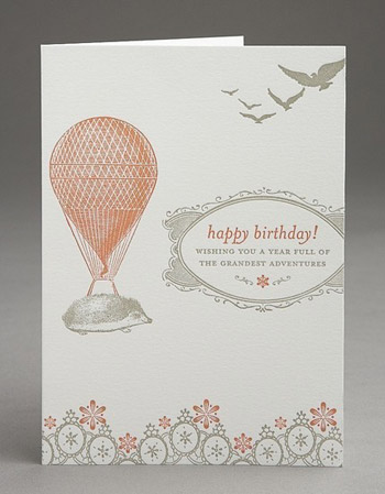 Pearl & Marmalade Letterpress