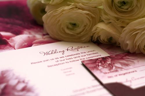 Sikh + Christian Wedding Invitations