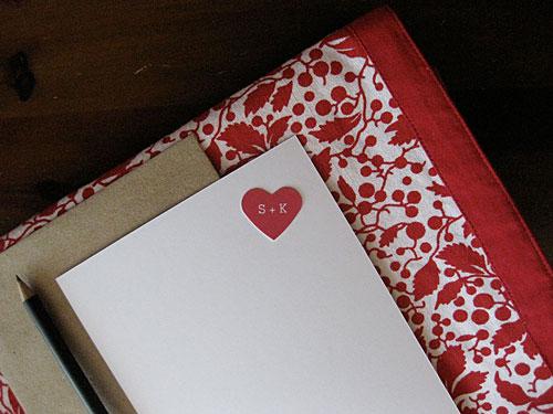Sweetbeaker Valentine's Day Cards