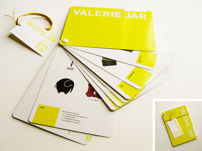 Valerie Jar Graphic Design