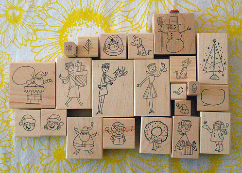 Ward Jenkins Rubber Stamps