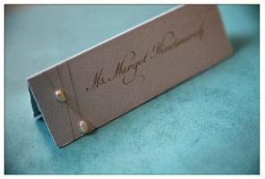 Soolip Margot Custom Wedding Invitations