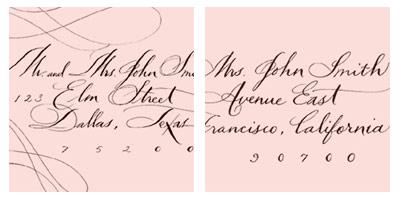 Tara Jones Calligraphy