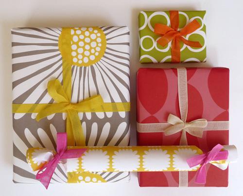 Pikku + Angela Liguori Gift Wrap