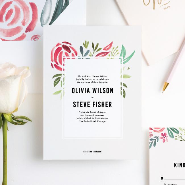 Wedding Invitation Suites Paper Culture