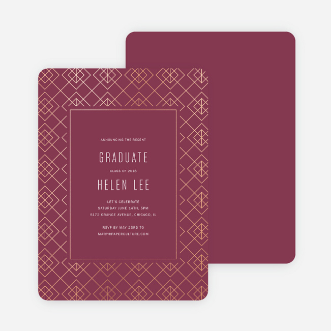 Graduation Announcements And Graduation Invitations Paper Culture - graduation party invitations