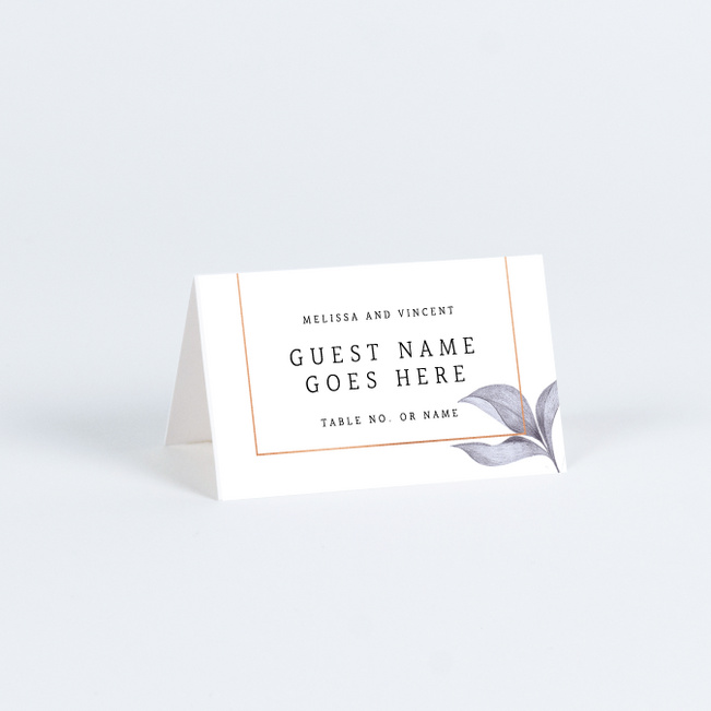 Wedding Name Cards  Place Cards Paper Culture
