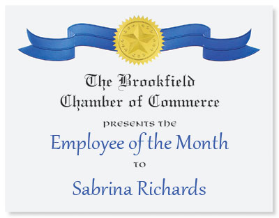Creative Employee-of-the-Month Recognition Suggestions PaperDirect