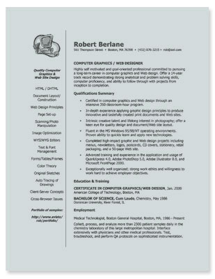 Resume Writing Dos and Don\u0027ts PaperDirect Blog