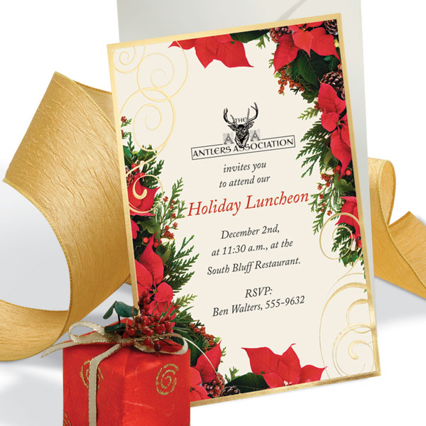 How to Write Company Christmas Party Invites that Impress the Board