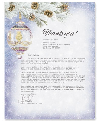 5 Steps to a Genuine End of the Year Thank You Letter PaperDirect Blog - sample letter of appreciation