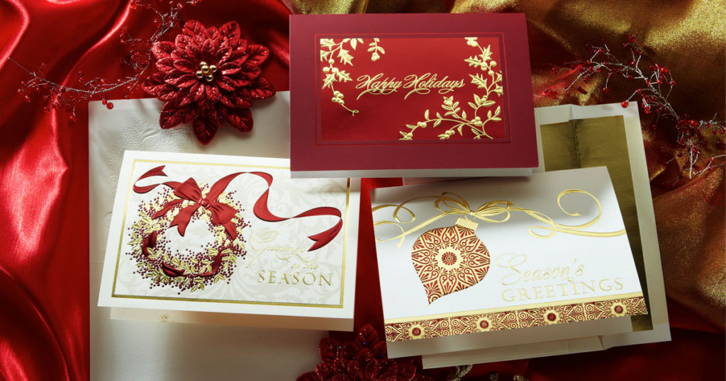 Enter to Win Free Holiday Greeting Cards from PaperDirect