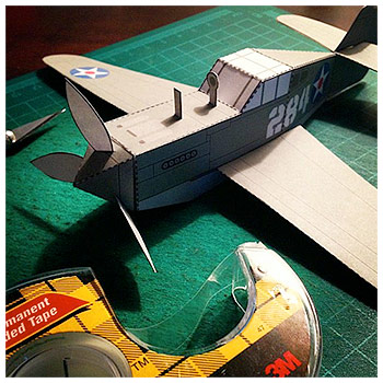 Paper Foldables™ Paper Craft Toys by Bryan