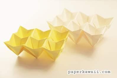 Origami Egg Box Tutorial – Easter!