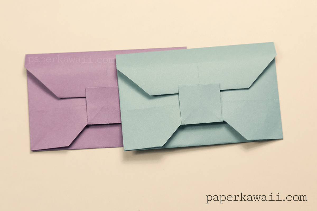 Origami Photo Tutorials  Paper Kawaii
