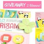 GIVEAWAY – Hello Origami by Mizutama! 2 Winners!