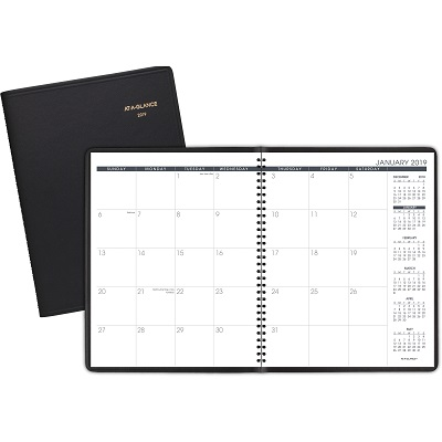 At-A-Glance Classic Monthly Planner, 12 Year #MDAMAB1