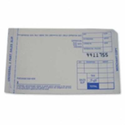 credit card receipt book - Trisamoorddiner