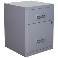 Pierre Henry Combo Filing Unit Cabinet / 2-Drawer / A4 ...
