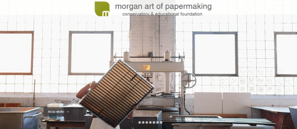 Morgan Conservatory of Paper
