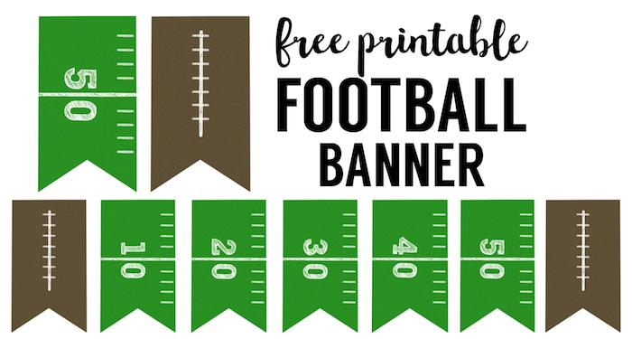 Free Printable Birthday Banner Ideas - Paper Trail Design